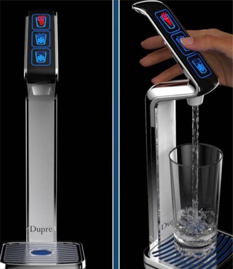 специализированные устройства – точки подачи воды